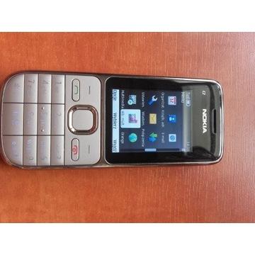 Nokia C2-01, PL dystr, stan IDEAŁ, 100% oryg.