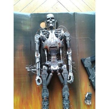 Neca Terminator T-800 1/4 Endoszkielet pierwsza we