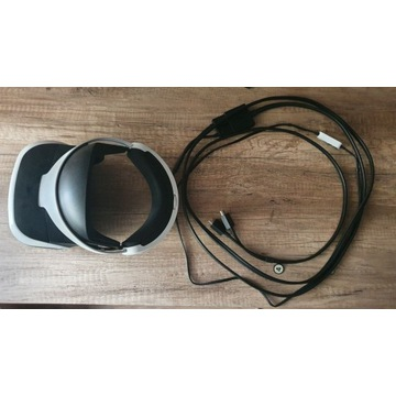 Gogle Playstation VR + Okablowanie + Kamerka V2
