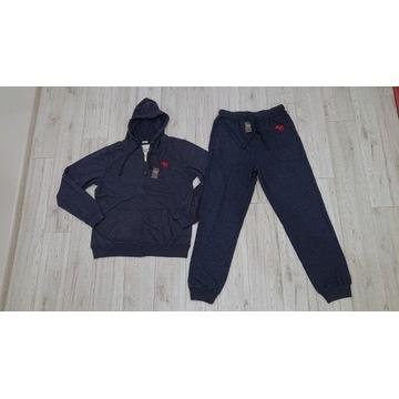 Dres Spodnie Bluza Abercrombie A&F HollisterXLXXL