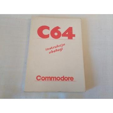 Commodore c64 instrukcja obsługi PL