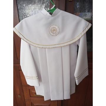 Alba z dodatkami (koszula,spodnie,bluza) roz. 140