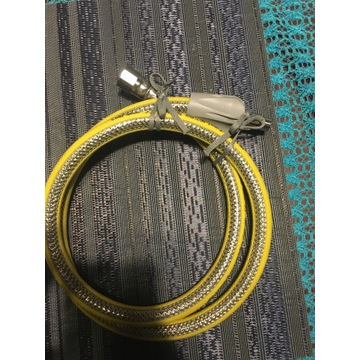 Elastyczny wąż gazowy Flexo-Gas szybkozłączką 1,5