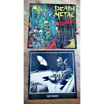 Death Metal Session LP, Czechosł. 1991r. UNIKAT!!!