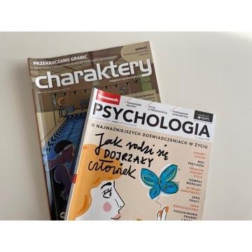 Magazyn Charaktery + Newsweek Psychologia