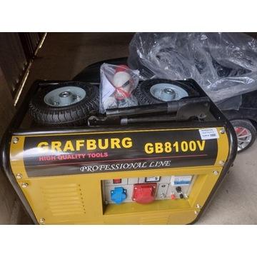 Agregat pr膮dotw贸rczy Grafburg GB8100V