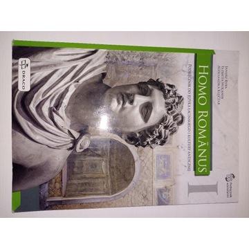 Homo Romanus podręcznik do łaciny i kultury antycz