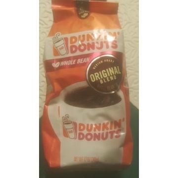 kawa ziarno Dunkin Donut