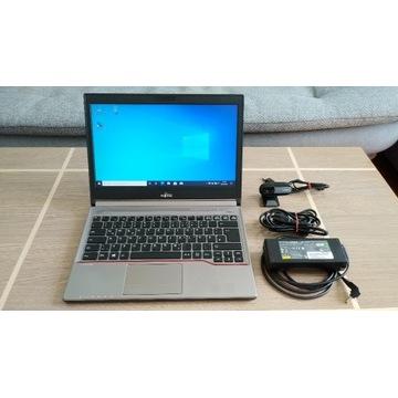 Fujitsu E734 i5-4200M  SSD 128GB RAM 6GB WIN 10
