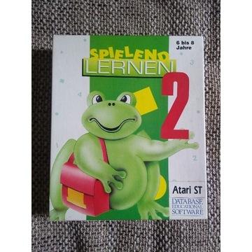 Spielend Lernen 2 Atari ST edukacja