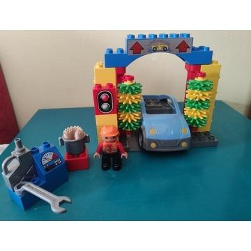 Lego Duplo myjnia samochodowa warsztat 5696 unikat
