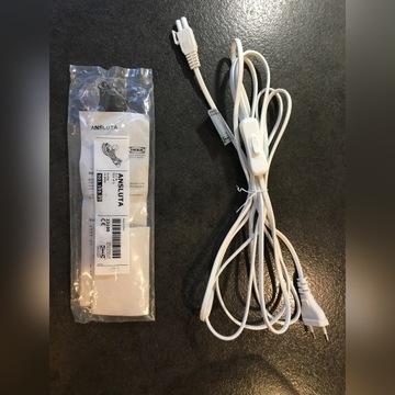ANSLUTA Kabel zasilający Ikea 501.165.93