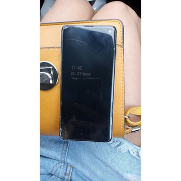 Samsung Galaxy S10 Black 128 GB