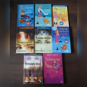 Meg Cabot - Seria HIT książek dla dziewczyn -:)
