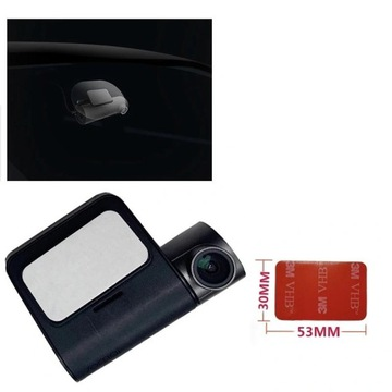 70 mai pro naklejka 3m Xiaomi Dash Cam PRO