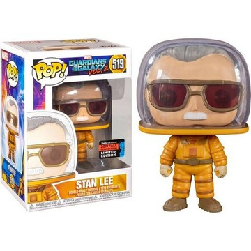 Funko Pop Stan Lee 519 GOTG NYCC