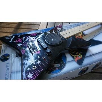 gitara dla dziecka elektryczna