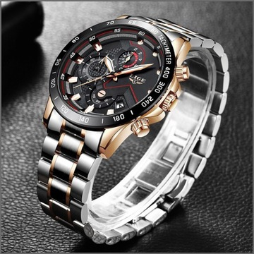 Zegarek męski Lige LG9982A