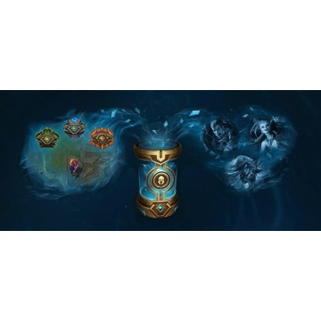 KONTO League of Legends 30 LVL EUNE/EUW