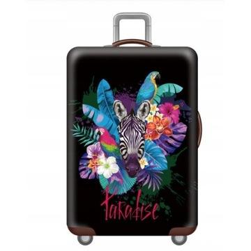 POKROWIEC na walizkę OCHRANIACZ KABINOWA ŚREDNIA