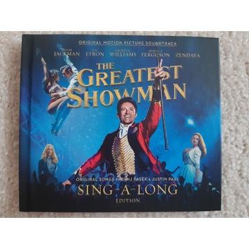 The Greatest Showman - Sing-A-Long Edition OST