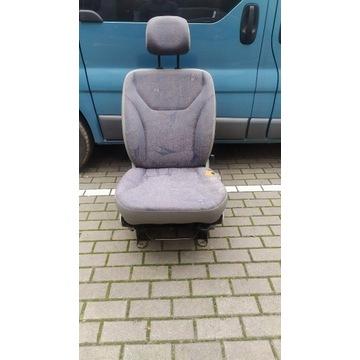 Fotel Siedzenie pasażera Trafic Vivaro Primastar