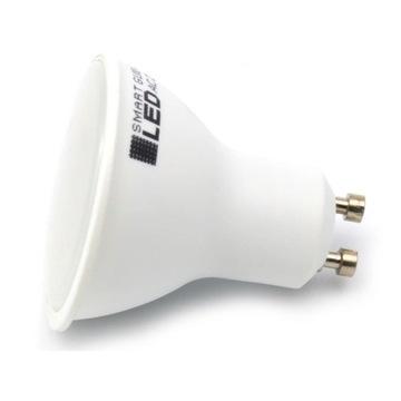 Żarówka GU10 LED 2835 SMD 9W RA80 Ciepła Biała