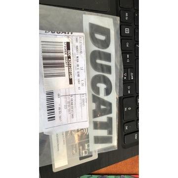 Ducati EMBLEMAT naklejka 43512801AB