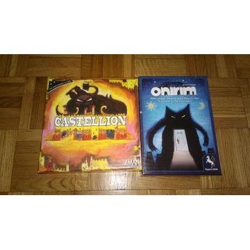 Gra Onirim + CASTELLION z serii ONIVERSE!