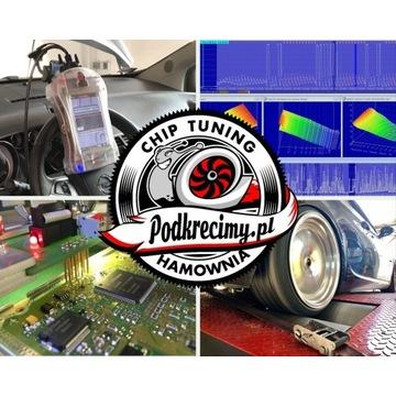 Chip Tuning strojenie silnika.