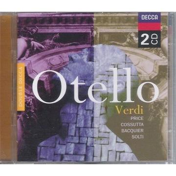 VERDI Otello SOLTI, M.PRICE, COSSUTTA 2CD