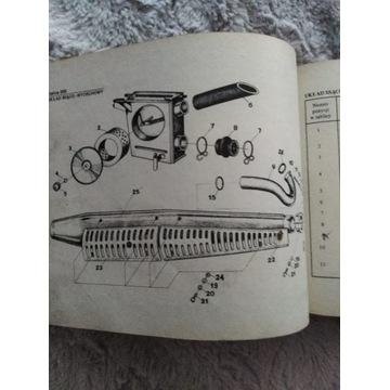 Katalog częśći WSk 175