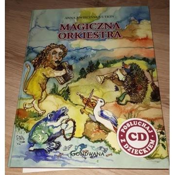 Książka MAGICZNA ORKIESTRA