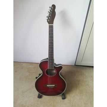 Gitara elektroakustyczna Crafter FS 87CE BOWL 3/4