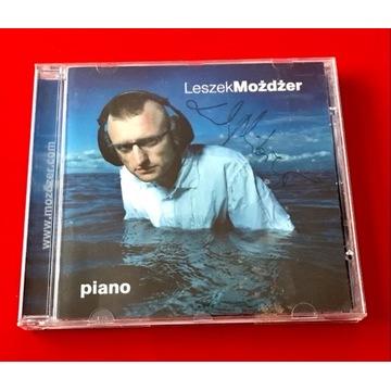 Leszek Możdżer - Piano CD + Autograf