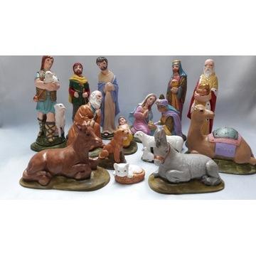 Figurki do szopki. 16cm. Szopka Bożonarodzeniowa.