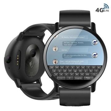 LEMFO Lem X smartwatch amoled android zegarek 900m