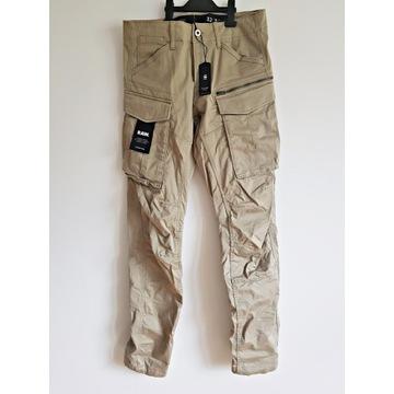 Spodnie bojówki G-star  32/36