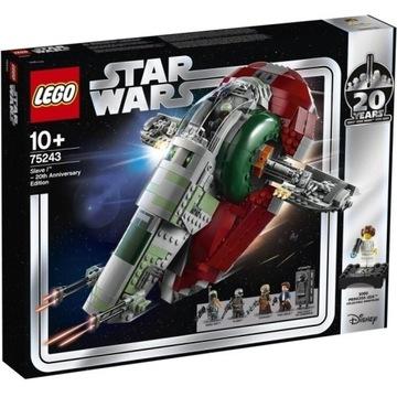 Lego 75243 star wars slave edycja rocznicowa