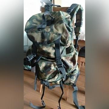 Plecak 60 litrów wojskowy harcerski moro