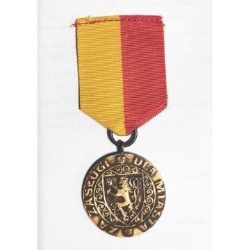Medal Za zasługi dla miasta Kłodzka