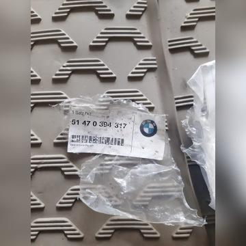 Dywaniki przednie BMW E90 nowe oryginalne