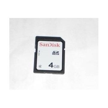 Karta pamięci SD 4GB