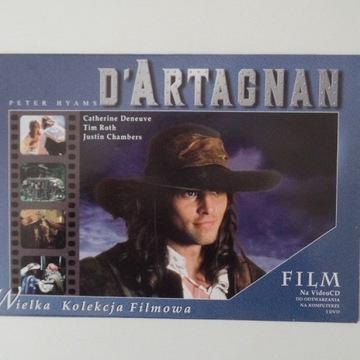 D`ARTAGNAN  - 2 VCD