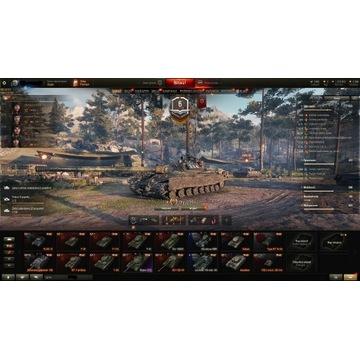 Konto World of tanks - Tier X - Na własność !!!