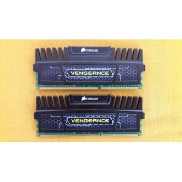 # Corsair Vengeance 16GB DDR3 1600Mhz CL9  #