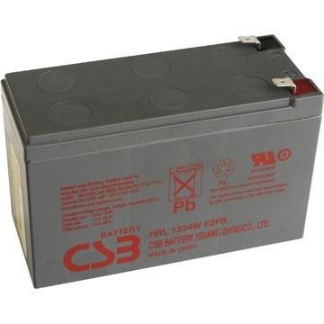 Akumulator CSB HRL 1234W 12V 9Ah  FV