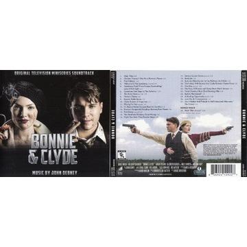 John Debney: Bonnie & Clyde (CD, 2013 La-La Land)