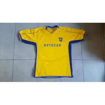 Koszulka piłkarska Szwecja.  Rozmiar L .