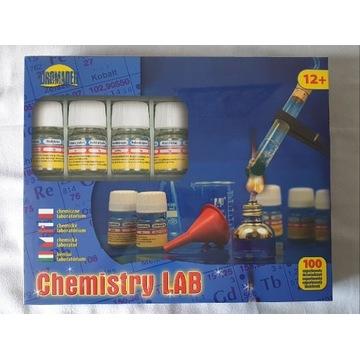 LABORATORIUM CHEMICZNE Mały Chemik 100 DOŚWIADCZEŃ